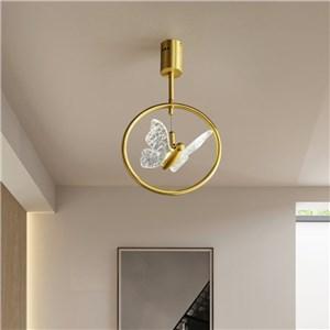 LEDシーリングライト 寝室照明 子供屋照明 玄関 店舗 輪型 蝶型