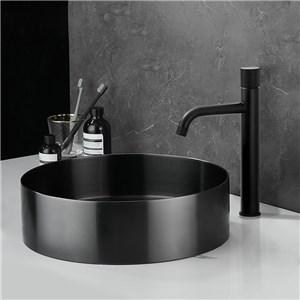 手洗い鉢 洗面ボウル 手洗器 洗面ボール ステンレス鋼 黒色 ナノ技術 BT 40cm