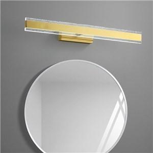 LEDミラーライト 壁掛け照明 化粧室ブラケット ウォールランプ 長方形