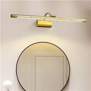 LEDミラーライト 壁掛け照明 ウォールランプ 化粧室ブラケット 北欧風