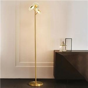 LEDフロアスタンド フロアランプ リビング照明 寝室照明 書斎照明 枝型 3灯