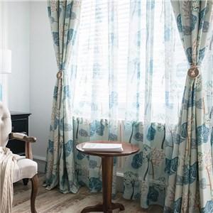 遮光カーテン オーダーカーテン 木柄 捺染 北欧風 寝室 リビング オシャレ(1枚)