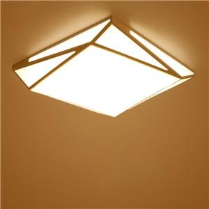 LEDシーリングライト リビング照明 ダイニング照明 天井照明 幾何型 白色