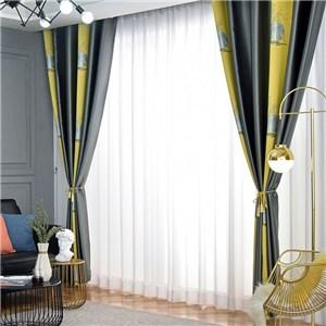 遮光カーテン オーダーカーテン 木柄 ジャカード 北欧風 寝室 リビング オシャレ(1枚)