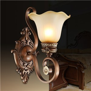 壁掛けライト ウォールランプ ブラケットライト 間接照明 照明器具 アンティーク調 1灯 BEH300721
