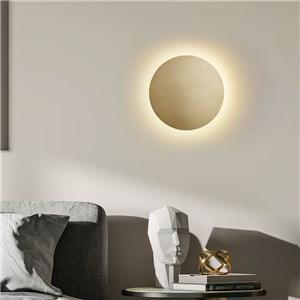 LED壁掛け照明 ブラケットライト ウォールランプ 間接照明 玄関照明 太陽型