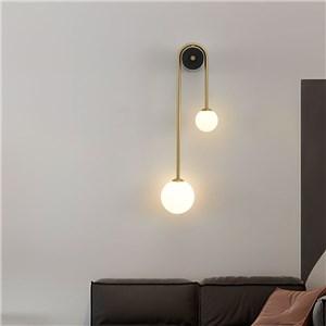 LED壁掛け照明 ブラケットライト ウォールランプ 玄関照明 寝室照明 2灯