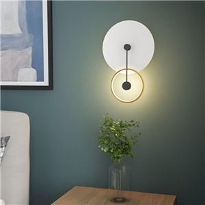 LED壁掛け照明 ウォールランプ ブラケットライト 玄関 寝室 時計の振り子型