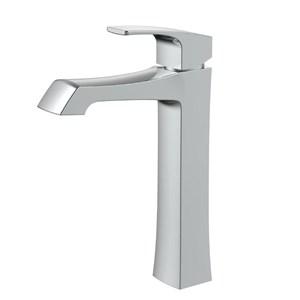 洗面水栓 バス蛇口 冷熱混合水栓 水道蛇口 手洗器水栓 5色 H257mm 方形