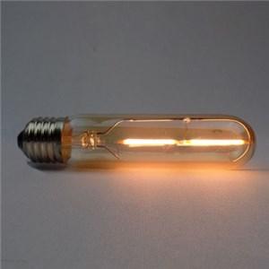 LED電球 バルブ 口金E26 T10 2W ビンテージ 12.5cm 3個入り