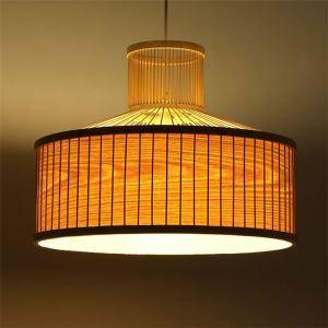ペンダントライト リビング照明 ダイニング照明 茶室 寝室 店舗 和室和風 竹 3灯