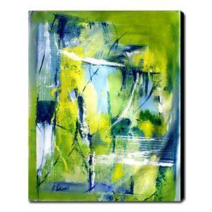 油絵画 手描き画 フレームなし 1211-AB0133