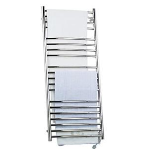 壁掛けタオルウォーマー タオルヒーター タオルハンガー+簡易乾燥 ステンレス鋼 200W