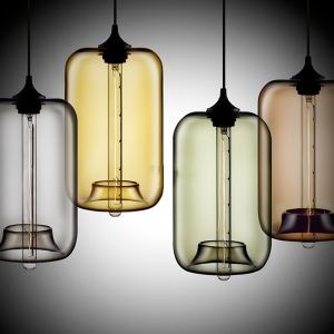 ペンダントライト 照明器具 店舗照明 リビング照明 玄関照明 ガラス製 オシャレ 1灯