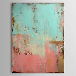 油絵画 手描き抽象画 フレームなし 1303-AB0338