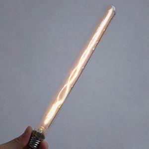 電球 バルブ ハロゲン電球 口金E26 T30 40W H30cm