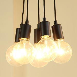 ペンダントライト 照明器具 ダイニング照明 玄関照明 電球特集 北欧風 5灯
