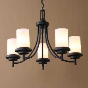 シャンデリア 照明器具 リビング照明 ダイニング照明 店舗照明 天井照明 北欧風 5灯/6灯