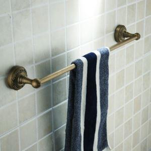 浴室タオルバー タオル掛け タオル収納 壁掛けハンガー バスアクセサリー アンティーク AB6401