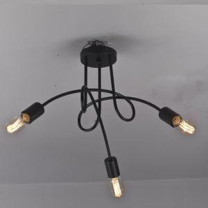 シーリングライト 照明器具 北欧照明 天井照明 店舗照明 アンティーク調 3灯/5灯