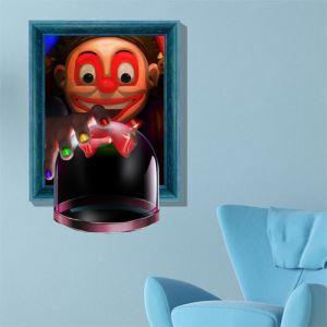 3Dウォールステッカー 転写式ステッカー 立体DIY PVCシール シート 魔法杯柄 WS02145