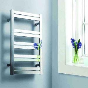 壁掛けタオルウォーマー タオルヒーター タオルハンガー+簡易乾燥 #304ステンレス鋼 125W