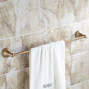浴室タオルバー タオル掛け タオル収納 壁掛けハンガー バスアクセサリー アンティーク