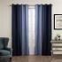遮光カーテン オーダーカーテン 北欧カーテン 2色組み 無地柄 麻&綿 3級遮光カーテン(1枚) GT053
