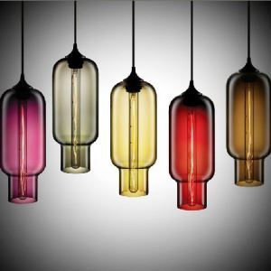 ペンダントライト 照明器具 店舗照明 リビング照明 食卓照明 ガラス製 オシャレ 1灯