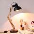 テーブルランプ スタンドライト 間接照明 卓上照明 リビング 書斎 北欧風 北欧照明 1灯 2色