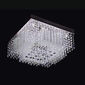 LEDシーリングライト クリスタル照明 玄関照明 天井照明 照明器具 12灯
