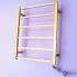 壁掛けタオルウォーマー タオルヒーター タオルハンガー+簡易乾燥 #306ステンレス鋼 Ti-PVD 60W