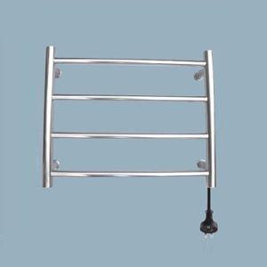 壁掛けタオルウォーマー タオルヒーター タオルハンガー+簡易乾燥 #201ステンレス鋼 クロム 40W