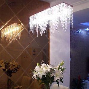 ペンダントライト 照明器具 天井照明 クリスタル照明 インテリア 6灯