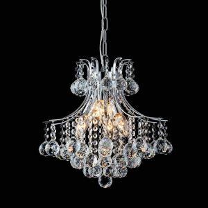 ペンダントライト 照明器具 天井照明 リビング照明 オシャレ照明 クリスタル 姫系 6灯