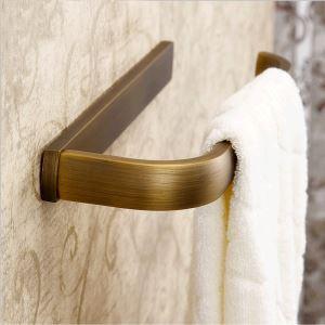 壁掛けタオルバー タオル掛け タオル収納 壁掛けハンガー 浴室収納 バスアクセサリー YWA045