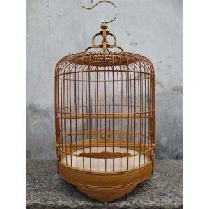 鳥かご 竹製